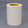 3M 909 Clear Transfer Tape - 6 in Width x 60 yd Length - 1.5 mil Thick - Silicone-Coated Paper Liner - 04614 -- 021200-04614