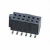 Rectangular Connectors - Headers, Receptacles, Female Sockets -- 0781201217-ND