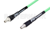 SMA Male to SMA Male Low Loss Test Cable 12 Inch Length Using PE-P300LL Coax, RoHS -- PE3C3235-12 -Image