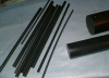 ABS Rod - Black Machine Grade