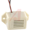 Buzzer, DC; 25 mA; 6 VDC; 400 Hz + 50 Hz; -40 to degC; Lead Wire; 17 mm -- 70115805