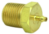 Brass Barb Fitting -- 6CW2 -- View Larger Image