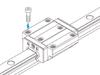 Linear Motion Guide HSR -- HSR20CA-Image