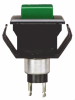 Snap-in Panel Mount Butt Contact Pushbutton -- 30 Series