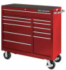 Rolling Cabinet,Pro,41 x 18 x 41 In,Red -- 13R497