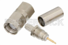 SMA Male Connector Crimp/Solder (Captive Contact) Attachment For RG58 -- PE4577