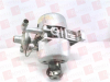 IDEX INC 0465-V2B ( COMPRESSOR, ROTARY VANE VACUUM PUMP 60HZ 1/4HP ) -- View Larger Image
