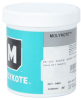 Dow MOLYKOTE™ M-77 Solid Lubricant Paste Black 946 g Jar -- M-77 PSTE 946G BUCKET -Image