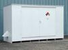 12 Drum Outdoor Storage Locker -- 5NTR9