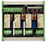 ZIPLINK FOUR RELAY MODULE, 120VAC LED INDICATION -- ZL-RLS4-120