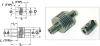 Precision Helical Couplings (metric) -- S50HS9M1C03C03 -Image