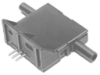 Airflow Sensor, Signal Conditioning: Amplified; Flow/Pressure Range: + 30.0 sccm; Port Style: Straight -- AWM3150V
