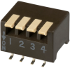 DIP Switches -- CT3099DKR-ND -- View Larger Image