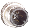 M12 5 Position A-Coded Male/Male Cable, 3.0m -- M12M125A-3 -Image