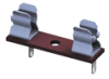 3AG Fuse Holder-Lugs or THM -- 3526 - Image