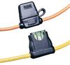 Miniature Fuses: AFH - Automotive Fuse Holder (AFH30C with Cover) -- AFH20-16