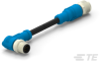M8/M12 Cable Assemblies -- T4162213005-001 -Image