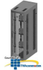 Chatsworth Products Rev B F-Series Teraframe Cabinet -- TS1006785