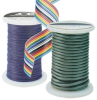 Fine Gage Insulated Single Strand Wire -- TFCP-003-100 - Image