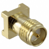 Coaxial Connectors (RF) -- CONREVSMA001-SMD-G-ND -Image