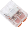 Terminals - Wire Splice Connectors -- 2946-221-412/VE00-2500-ND