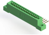 Card Edge Connectors - Edgeboard Connectors -- 151-346-016-558-104-ND -Image