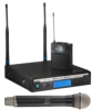 Omni-directional Headworn Wireless Microphone System -- R300-E
