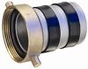 EZ-Seal™ Leak Resistant Couplings - Pin Lug Hose Shank Couplings - Female Ends -Image