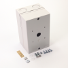 194L IP66 Noryl Plastic Enclosure -- 194L-G3576 -Image
