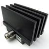 N Female (Jack) Termination (Load) 50 Watts To 18 GHz, Heatsink Body, 1.3 VSWR, 1 KWatts Peak Power -- ST18N503 -Image