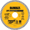 "12"" XP turbo diamond blade -- DW4704"