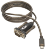 USB-C to DB9 Serial Adapter Cable (M/M), 5 ft. -- U209-005-C - Image