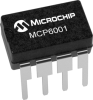 Operational Amplifier -- MCP6001 - Image