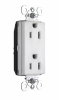 Pass & Seymour® -- PlugTail™ Spec Grade Receptacle - PTTR26262W