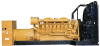 North America Diesel Power Generator, Cat 60Hz -- 3516B