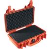 Pelican 1170 Case with Foam - Orange | SPECIAL PRICE IN CART -- PEL-1170-000-150 -Image