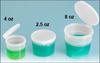 Plastic Vials, Snap Top Vials -- 0741-08