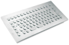 Vandal Proof Stainless Steel Keyboard without Pointing Device -- TKV-084-MODUL-PS/2-DE