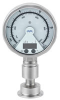 Electronical Pressure Gauge -- View Larger Image