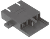 Fiber Optic Connectors  - Adapters -- HSCF-2SR-S2-ND - Image