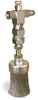 """(Formerly A2261-4X02), Valve Brush, 1 1/2"""" Round Stainless Steel, 1/8"""" Female NPT Inlet -- A2261-SR4BHW -Image"""