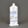 ResinLab EP1026T2 Epoxy Adhesive Clear 50 mL Cartridge -- EP1026T2 CLEAR 50ML -Image