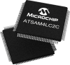 Microcontrollers, nanoWatt XLP -- ATSAM4LC2C