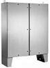 Multipurpose Floor Mount Enclosure -- A60H4818SSLPQT