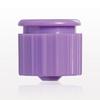 Male ENFit® Cap, Non-Vented, Purple -- 40096 -Image
