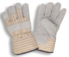 Insulated Leather Palms Gloves (1 Dozen) -- 7260L