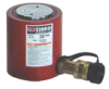 Industrial - Low Height Hydraulic Cylinder -- ZRB-502 -- View Larger Image