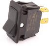 EATON EURO-SR Rocker Switch, DPST, On-Off, Unlit, 8006K43N1V2 -- 43108 - Image
