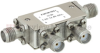 Dual Junction Circulator SMA Female With 40 dB Isolation From 7 GHz to 12.4 GHz Rated to 5 Watts -- FMCR1021 -Image
