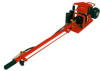 Norco 72090A 20 Ton Air/Hyd Floor Jack - 8-3/4